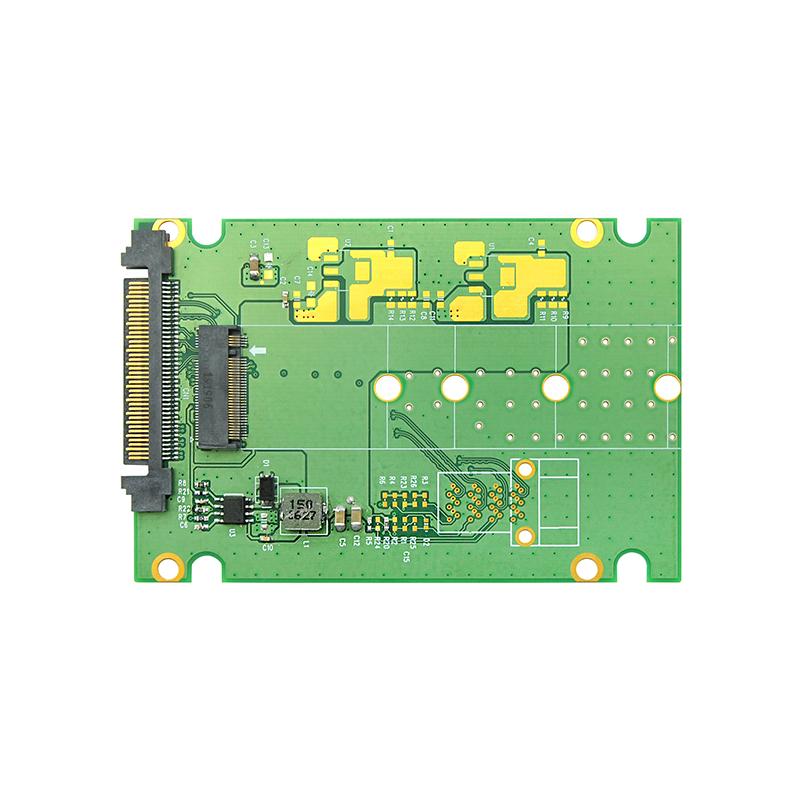 LRNV45N1 U.2 转 单口M.2 NVMe