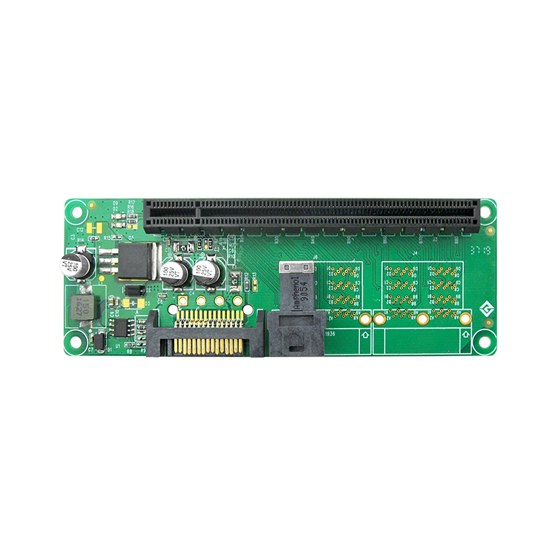 LRFC6911 PCIe x4 单口转接板