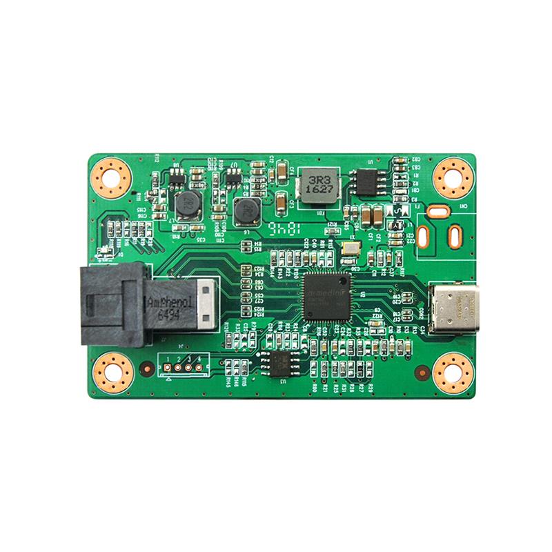 LRNVC362 USB3.1 Type-C 转 单口NVMe