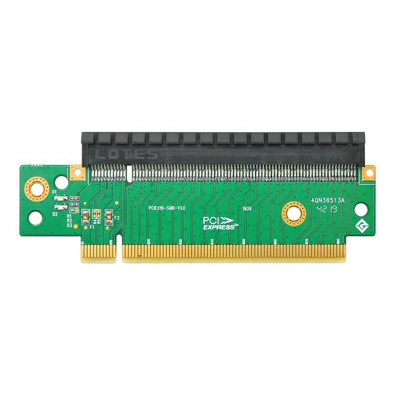 PCIe x16 180°提升卡