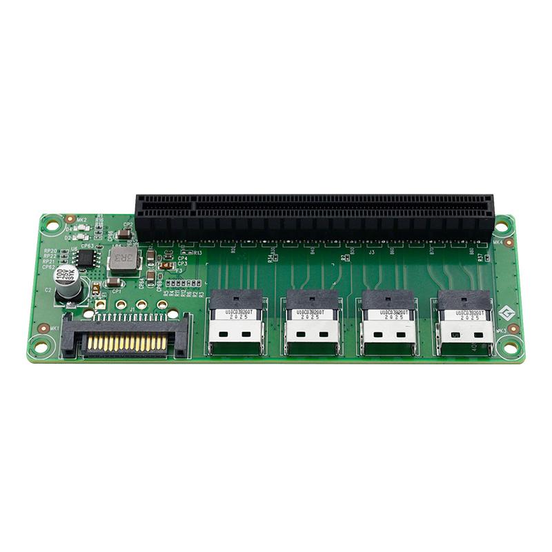 LRFCF941 PCIe x16 单口转接板